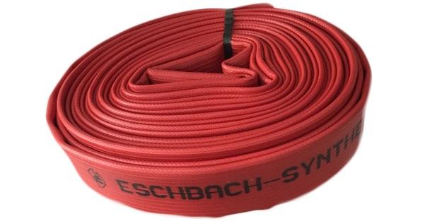 Vòi chữa cháy cao su màu đỏ DN52 Jakob Eschbach