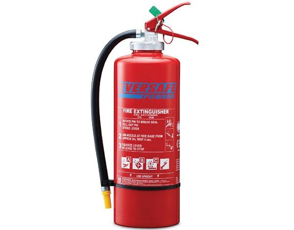 Bình chữa cháy bột ABC 4kg EED Eversafe