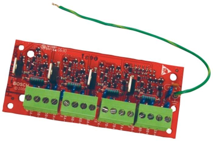 CARD MỞ RỘNG 4 VÙNG BOSCH FPC-7034