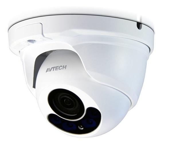 Dome Camera HD-TVI infrared 2.0 Megapixel AVTECH DGC1204XTP