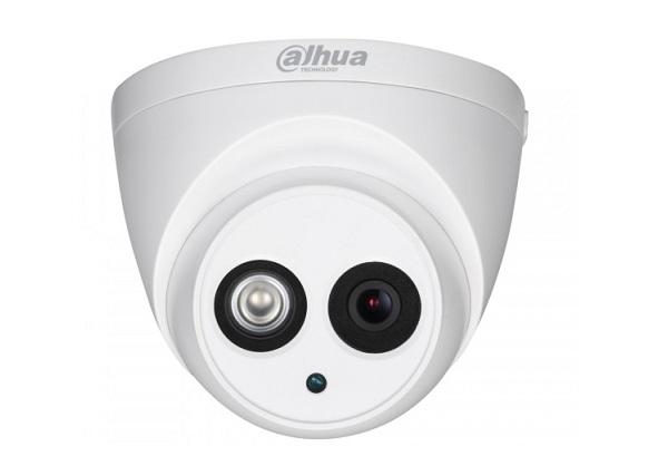 Camera Dome HDCVI hồng ngoại 1.0 Megapixel DAHUA DH-HAC-HDW1100EMP-A