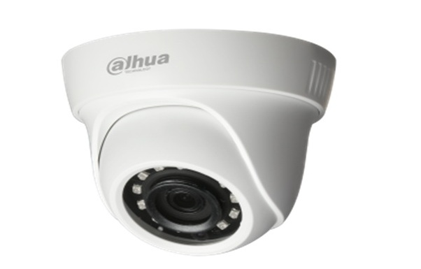 Camera Dome HDCVI hồng ngoại 2.0 Megapixel DAHUA HAC-HDW1200SLP-S3