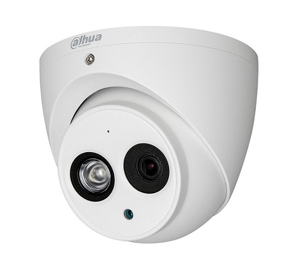 Camera Dome HDCVI hồng ngoại 2.0 Megapixel DAHUA HAC-HDW1230EMP-A