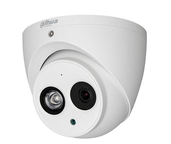 Camera Dome HDCVI hồng ngoại 4.0 Megapixel DAHUA HAC-HDW1400EMP-A