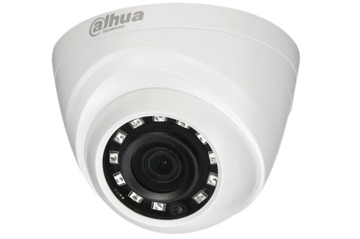 Camera Dome HDCVI hồng ngoại 4.0 Megapixel DAHUA HAC-HDW1400RP