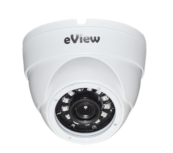 Camera Dome 4 in 1 hồng ngoại 2.0 Megapixel eView IRD2212F20