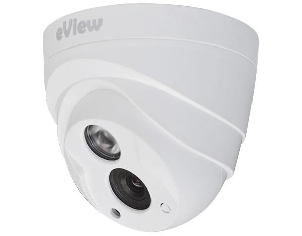Camera AHD Dome hồng ngoại eView IRD3101F10