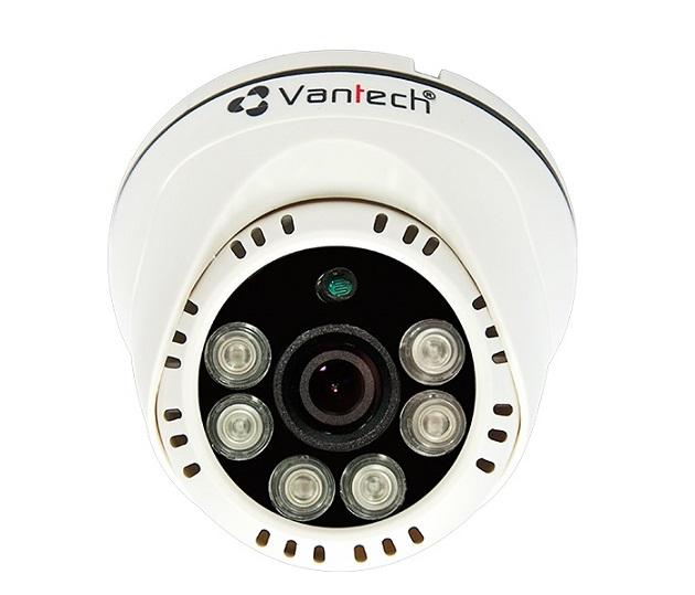Camera Dome HD-TVI hồng ngoại 2.0 Megapixel VANTECH VP-111T