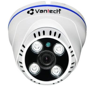 Camera Dome HDTVI hồng ngoại 2.0 Megapixel VANTECH VP-114TP