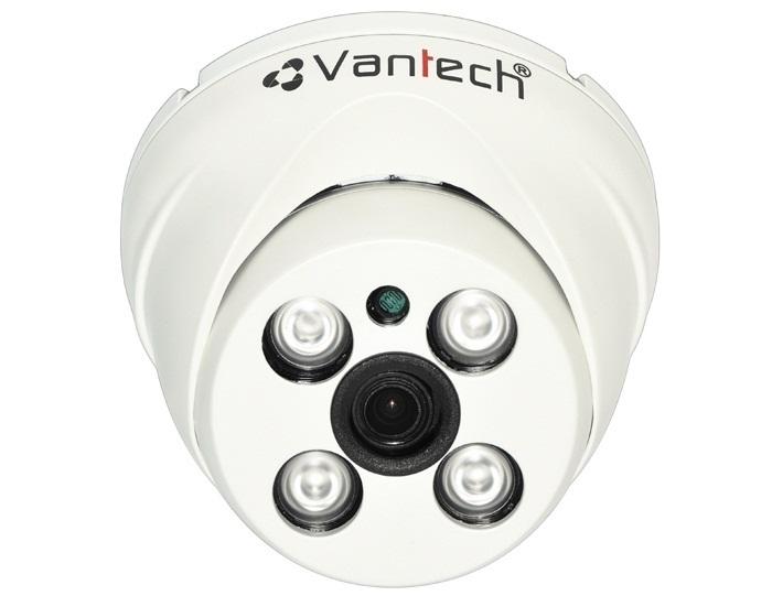 Camera Dome HD-TVI hồng ngoại 4.0 Megapixel VANTECH VP-225TVI