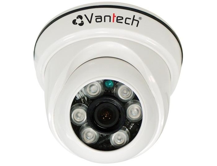 Camera Dome HD-TVI hồng ngoại 1.3 Megapixel VANTECH VP-313TVI