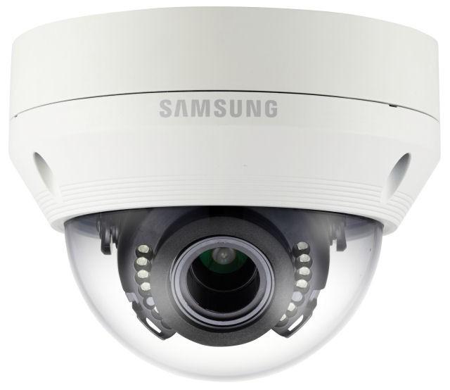 Camera AHD Dome hồng ngoại 2.0 Megapixel Hanwha Techwin WISENET SCV-6083RP/AC