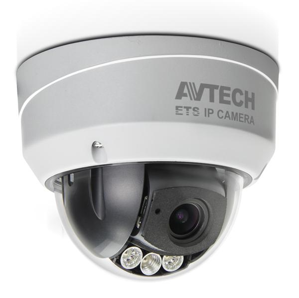 Camera IP Dome hồng ngoại AVTECH AVM542J