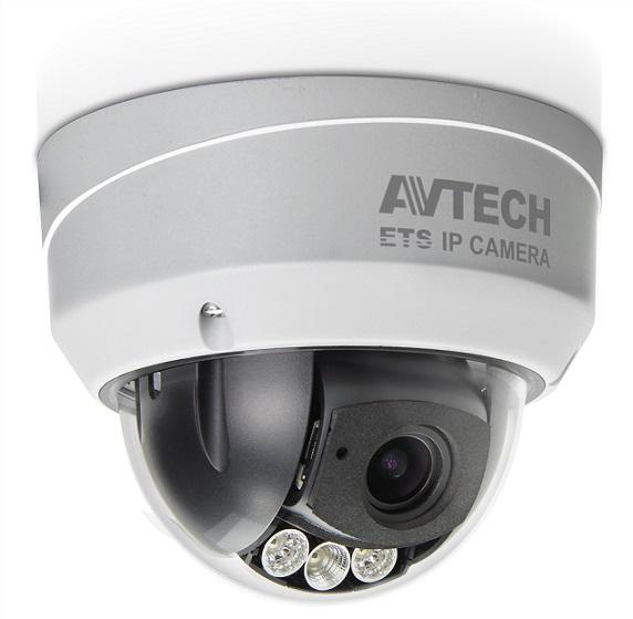 Camera IP hồng ngoại 2.0 Megapixel AVTECH AVM543
