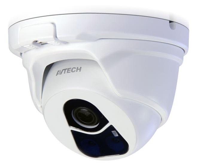 Camera IP Dome hồng ngoại 2.0 Megapixel AVTECH DGM1104QSP