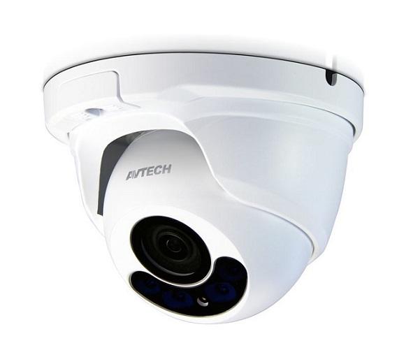 Camera IP Dome hồng ngoại 5.0 Megapixel AVTECH DGM5406P
