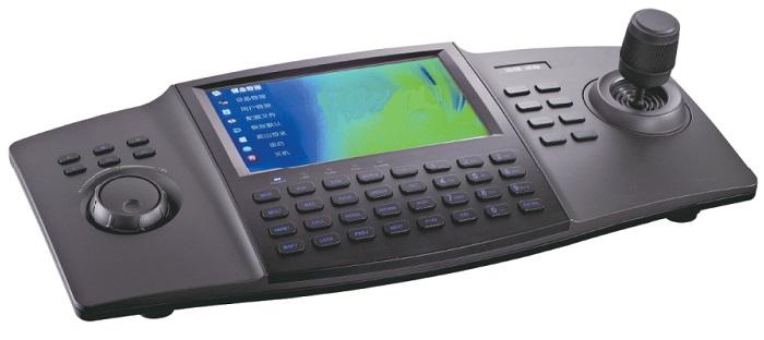 Bàn điều khiển camera IP SpeedDome HIKVISION DS-1100KI