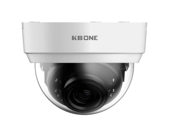 Camera IP Dome hồng ngoại không dây 2.0 Megapixel KBVISION KBONE KN-2002WN
