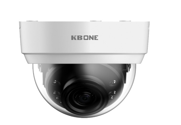 Wireless Infrared Dome Camera 4.0 Megapixel KBVISION KBONE KN-4002WN