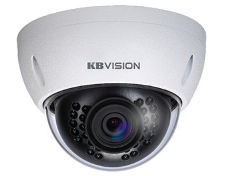 Infrared IP Dome Camera 4.0 Megapixel KBVISION KH-N4002A