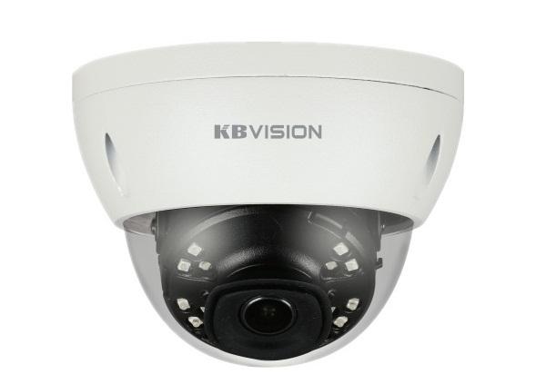 Dome IP Camera 2.0 Megapixel infrared KBVISION KR-N20iLD