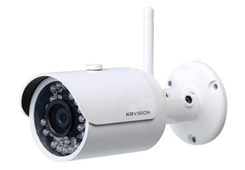 wireless infrared IP camera 1.3 Megapixel KBVISION KX-1301WN