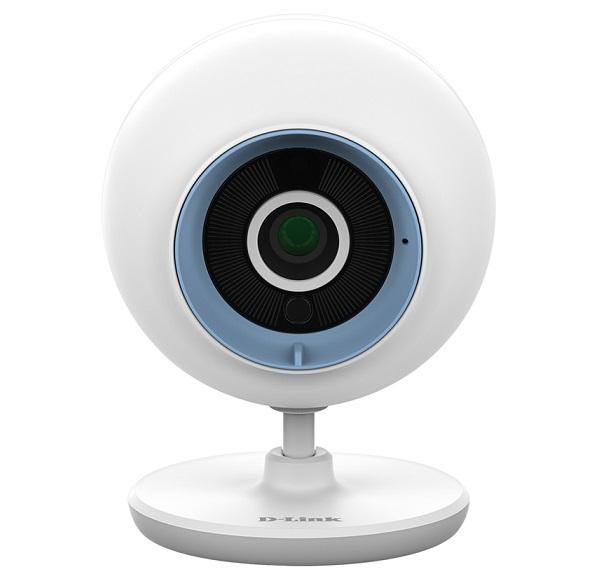 Camera IP Baby không dây hồng ngoại D-Link DCS-700L