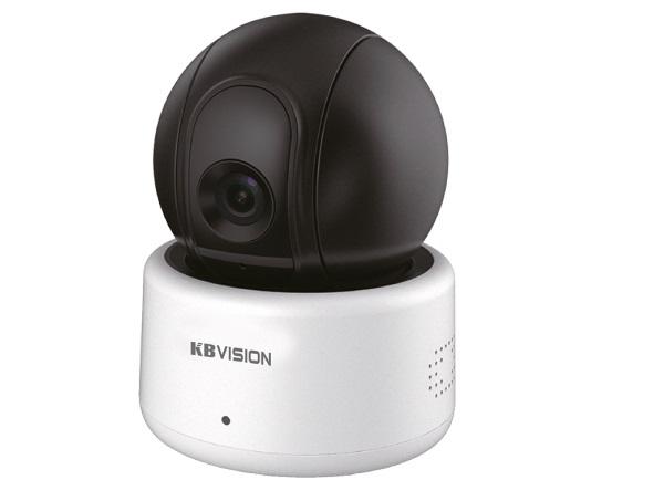 Camera IP Dome hồng ngoại không dây 1.0 Megapixel KBVISION KX-H10PWN