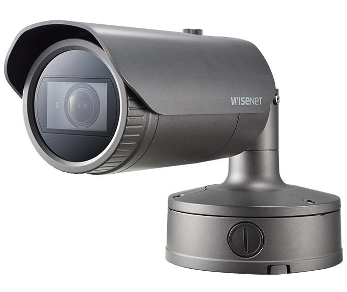 Camera IP hồng ngoại 2.0 Megapixel Hanwha Techwin WISENET XNO-6080R/KAP