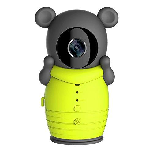 Ốp vỏ xinh xắn cho camera hình chú gấu dễ thương CLEVER DOG Cover DOG-1W