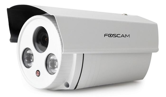 Camera IP HD hồng ngoại FOSCAM HT9873P