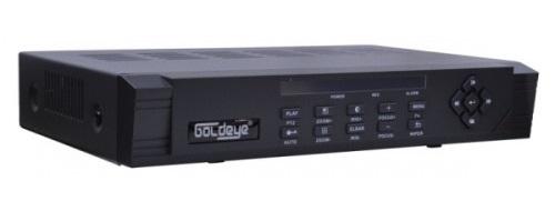 Đầu ghi hình AHD 4 kênh chuẩn 720P Goldeye GE-AVR7104