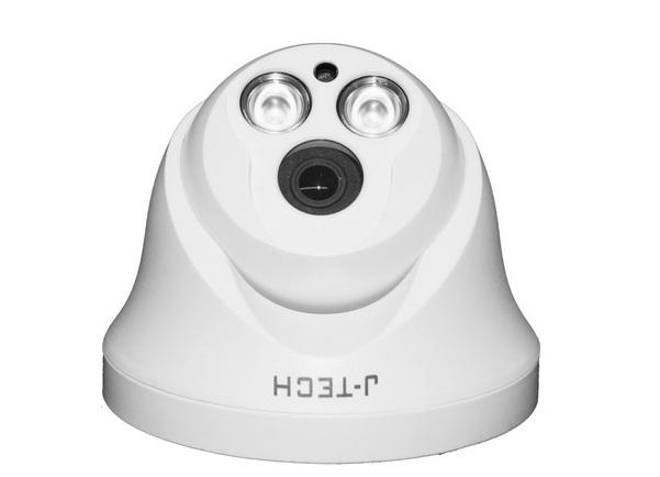 Camera IP Dome hồng ngoại 2.0 Megapixel J-TECH HD3320C0