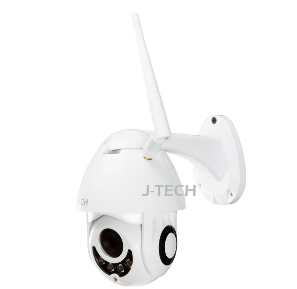 Camera IP Speed Dome hồng ngoại 2.0 Megapixel J-TECH HD6708B