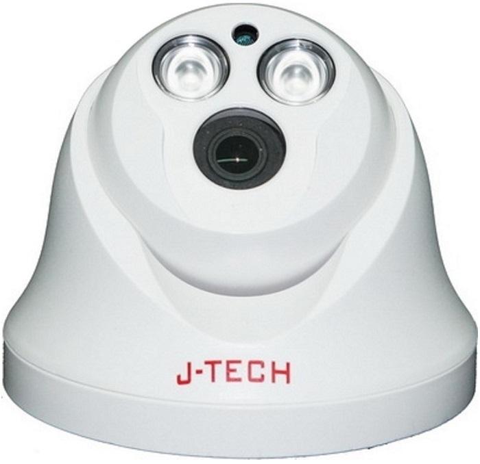 Camera IP Dome hồng ngoại 2.0 Megapixel J-TECH SHD3320B