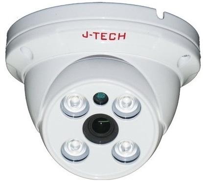 Camera IP Dome hồng ngoại 2.0 Megapixel J-TECH SHD5130B