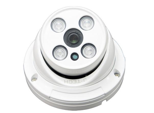 Camera IP Dome hồng ngoại 5.0 Megapixel J-TECH SHD5130E