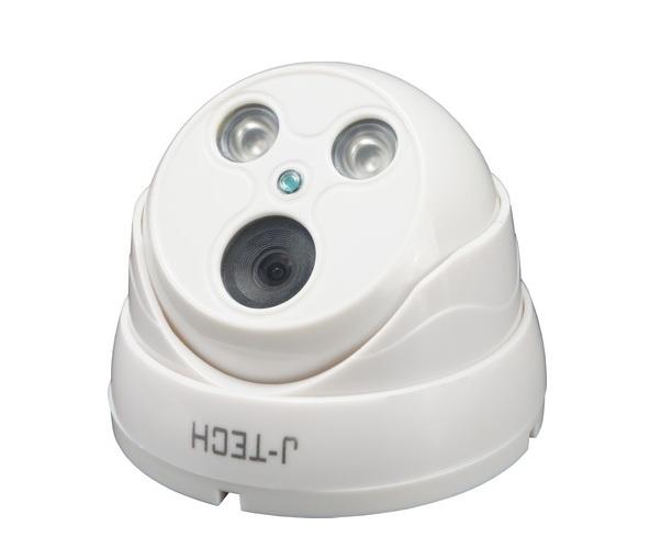 Camera IP Dome hồng ngoại 5.0 Megapixel J-TECH SHDP3300E