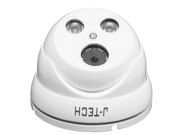 Camera IP Dome hồng ngoại 5.0 Megapixel J-TECH SHDP3400E