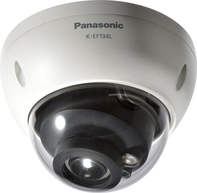 Camera IP Dome hồng ngoại 1.3 Megapixels PANASONIC K-EF134L01