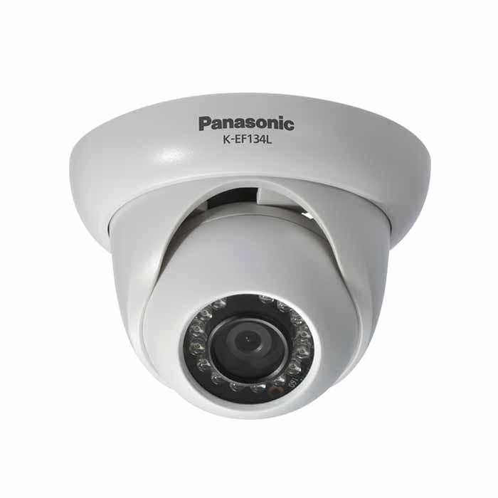 Camera IP Dome hồng ngoại 1.3 Megapixels PANASONIC K-EF134L03