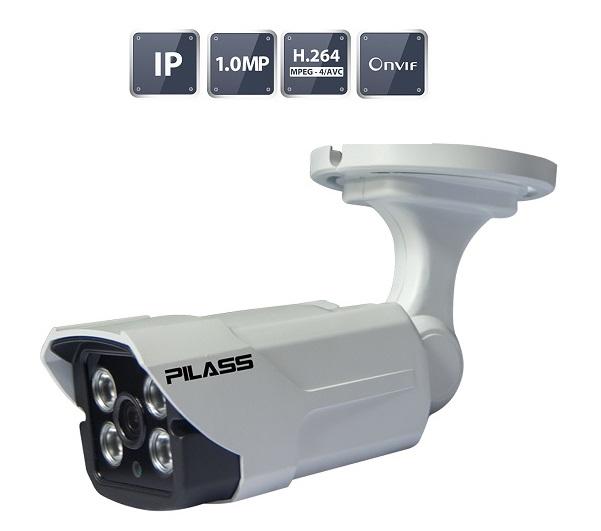 Camera IP hồng ngoại 1.0 Megapixel PILASS ECAM-603IP 1.0