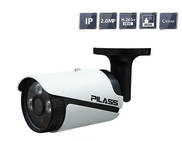 Camera IP hồng ngoại 2.0 Megapixel PILASS ECAM-A605IP 2.0