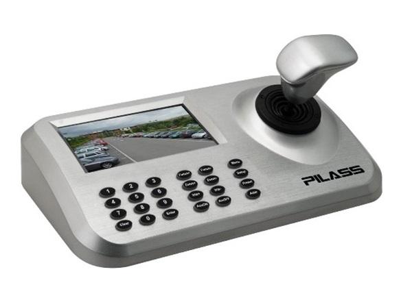 Bàn điều khiển camera IP PILASS ECAM-KB400IP