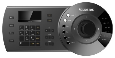 Bàn điều khiển camera IP Speed Dome QUESTEK Win-100NK