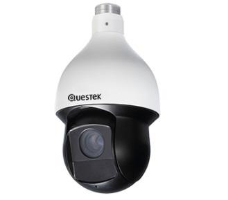 Camera IP Speed Dome hồng ngoại 2.0 Megapixel QUESTEK Win-8208PN