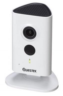 Camera IP không dây hồng ngoại 1.3 Megapixel QUESTEK Win-913WN