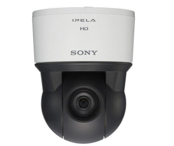 Camera PTZ IP SONY SNC-EP580