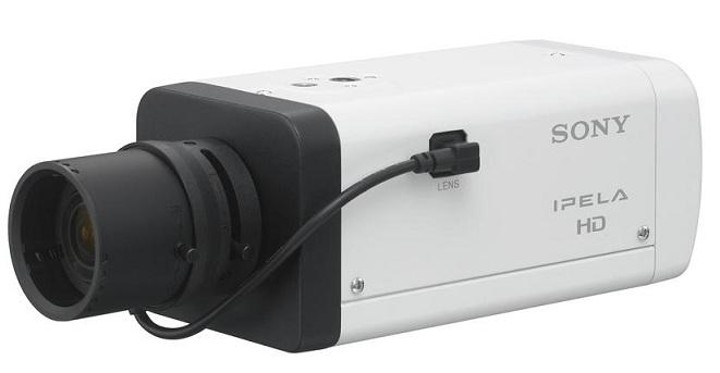 Camera IP SONY SNC-VB600