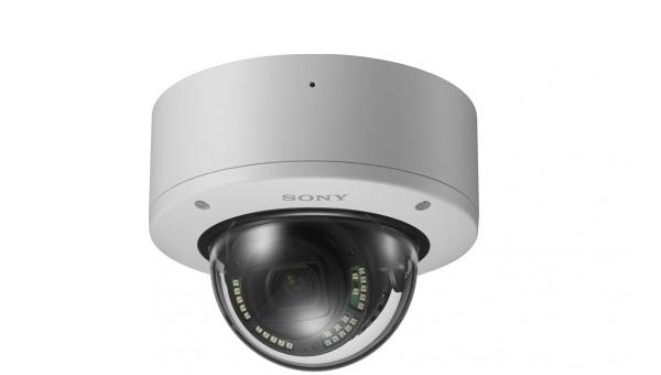 Camera IP Dome hồng ngoại không dây 20 Megapixels SONY SNC-VM772R